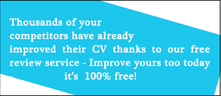 CV Review2   Succeed