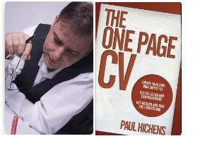 CV Book by Paul Hichens